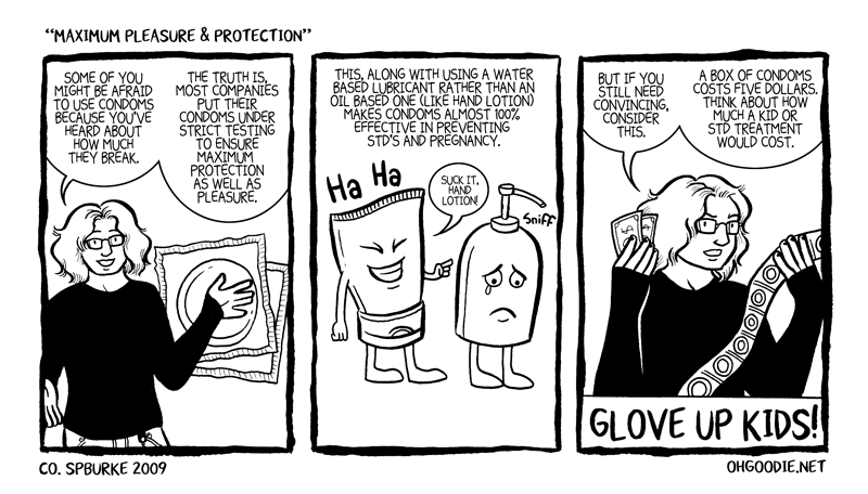 "#006 – ""Maximum Pleasure & Protection"""