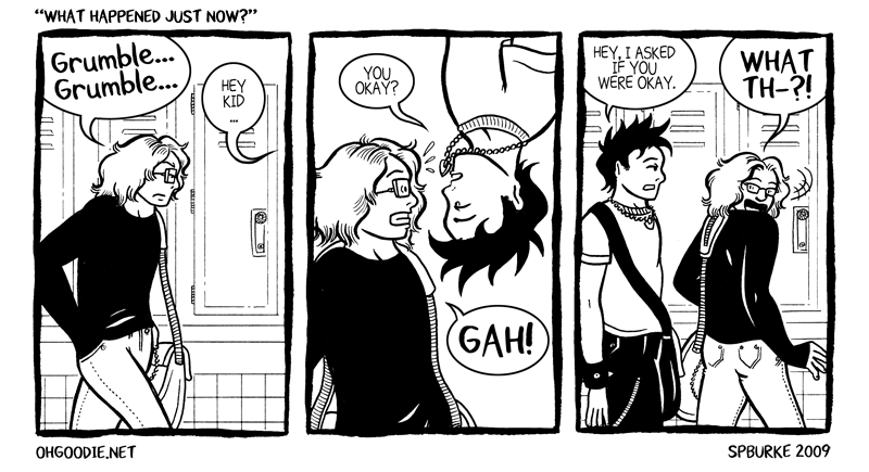 "#016 – ""What Happened Just Now?"