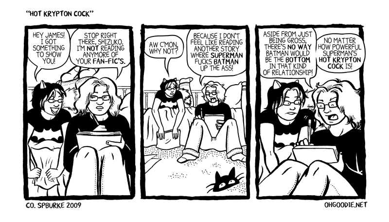 "#027 – ""Hot Krypton Cock"""