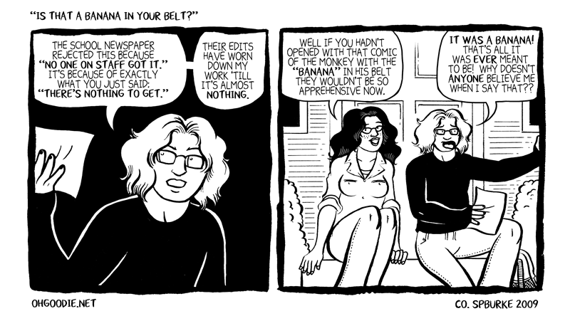 "#037 – ""Is That A Banana In Your Belt?"""