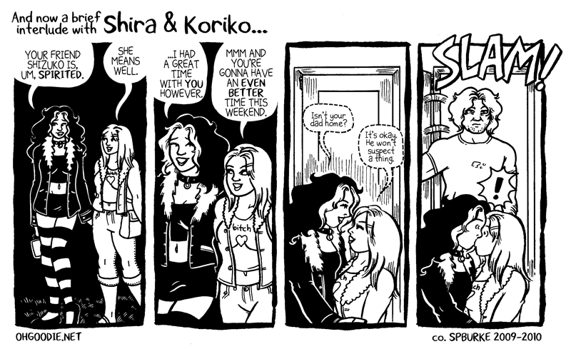 "#053 – ""A Brief Interlude with Shira & Koriko #1"""