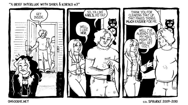 "#055 – ""A Brief Interlude with Shira & Koriko #3"""
