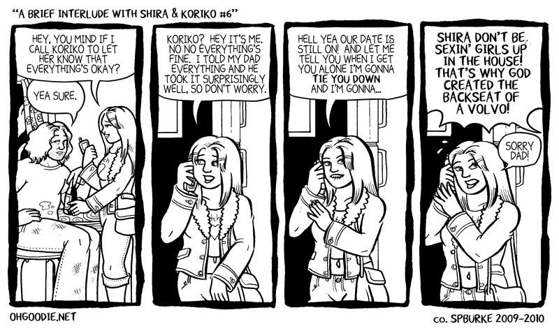 "#058 – ""A Brief Interlude with Shira & Koriko #6"""