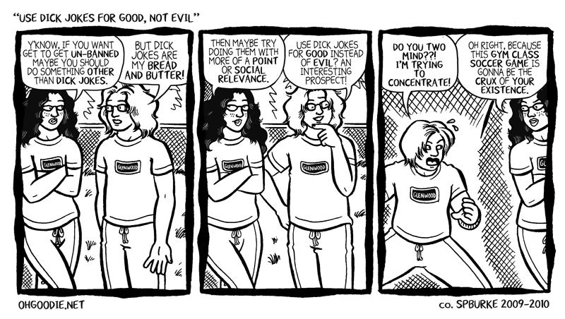 """#076 – """"Dick Jokes for Good, Not Evil"""""""
