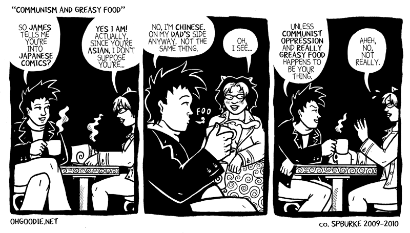 "#101 – ""Communism and Greasy Food"""