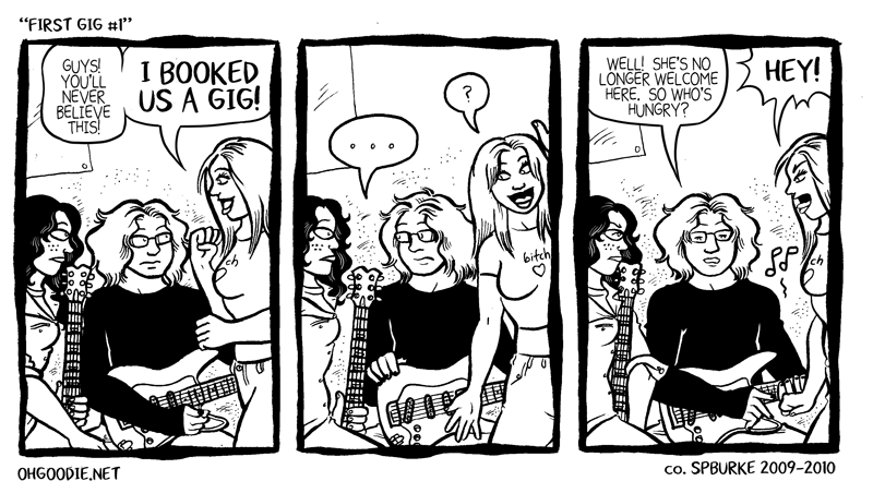 "#111 – ""First Gig #1"""