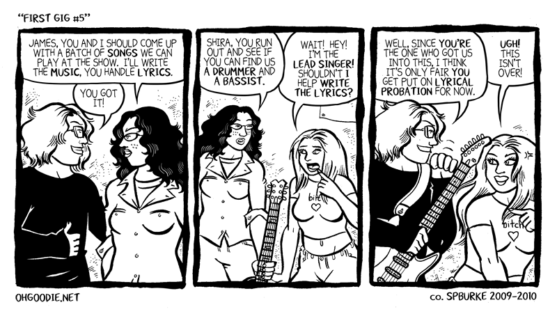 "#115 – ""First Gig #5"""