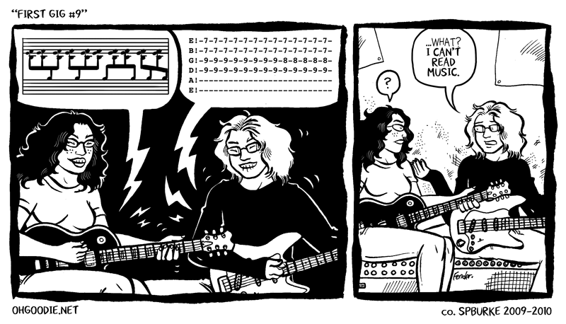 "#119 – ""First Gig #9"""
