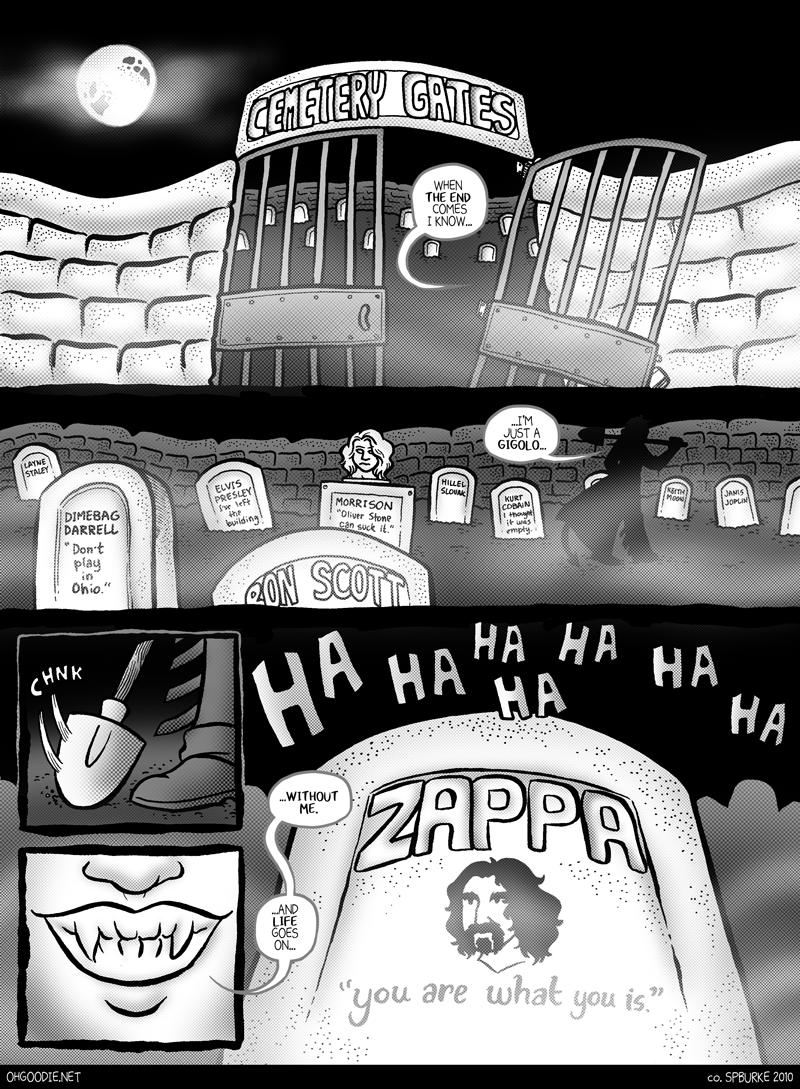 """""""Eddie Van Helsing #1"""""""