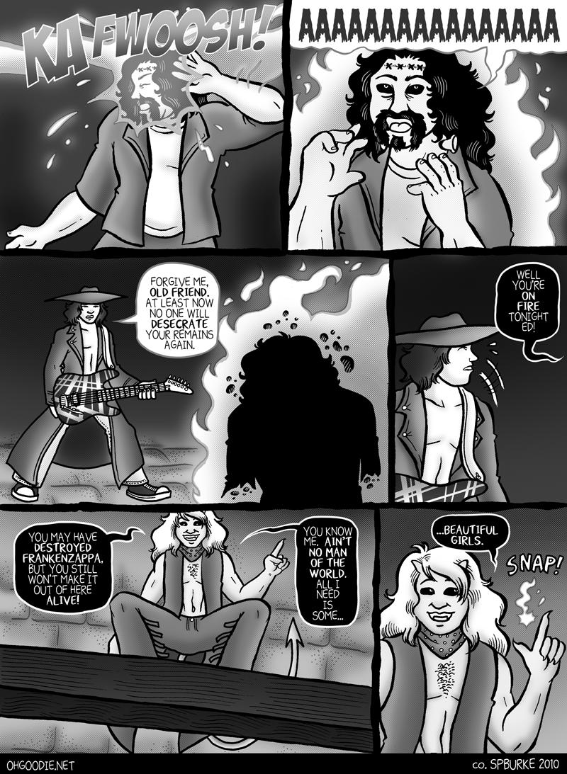 """""""Eddie Van Helsing #8"""""""