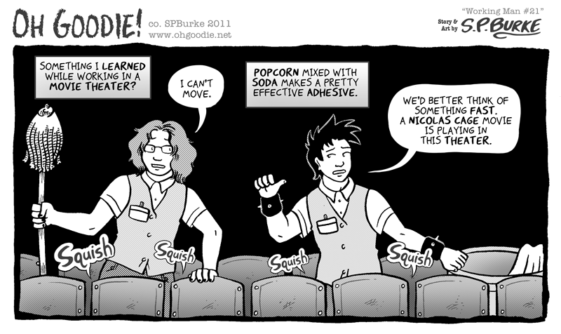 "#186 – ""Working Man #21"""