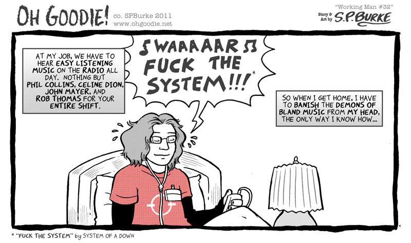 "#197 – ""Working Man #32"""
