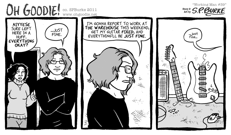 "#204 – ""Working Man #39"""