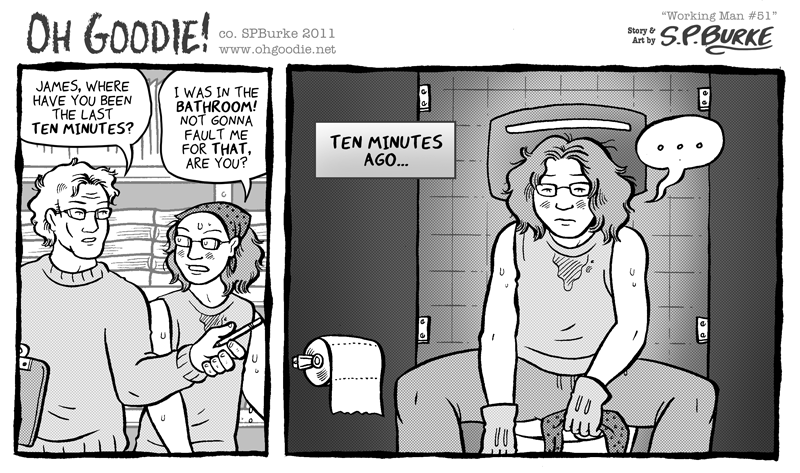 "#216 – ""Working Man #51"""