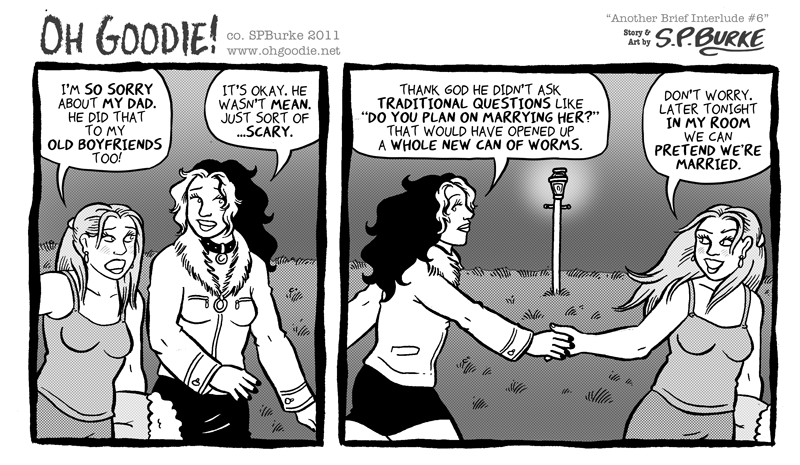 "#240 – ""Another Brief Interlude #6"""
