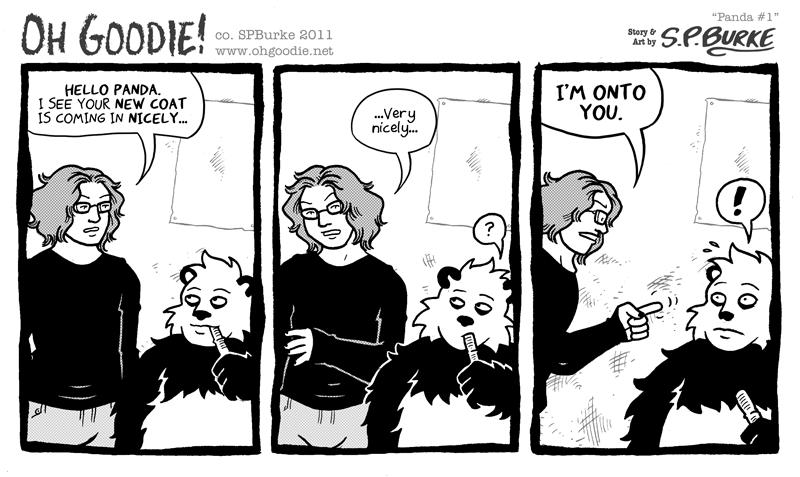 """#241 – """"Panda #1"""""""