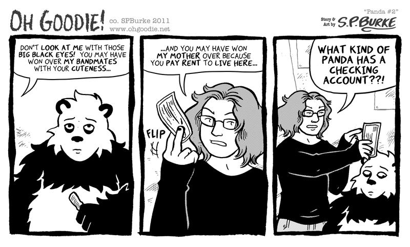 """#242 – """"Panda #2"""""""