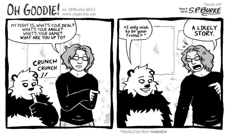 """#245 – """"Panda #5"""""""