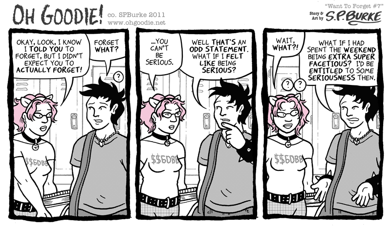 "#253 – ""Want To Forget #7"""