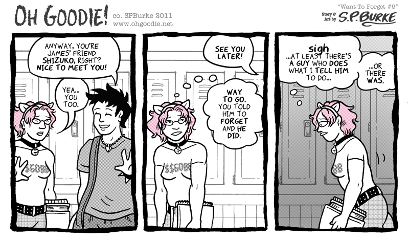 "#255 – ""Want To Forget #9"""