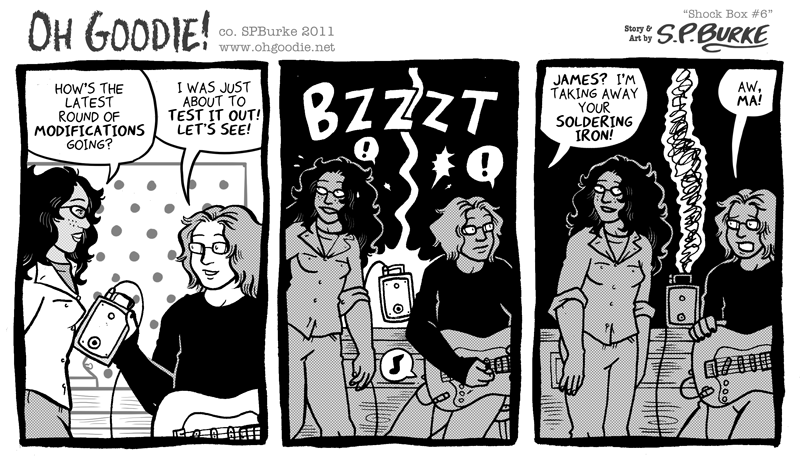 "#285 – ""Shock Box #6"""