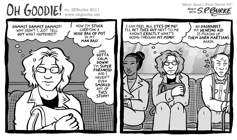 "#295 – ""Mary Jane's First Dance #3"""