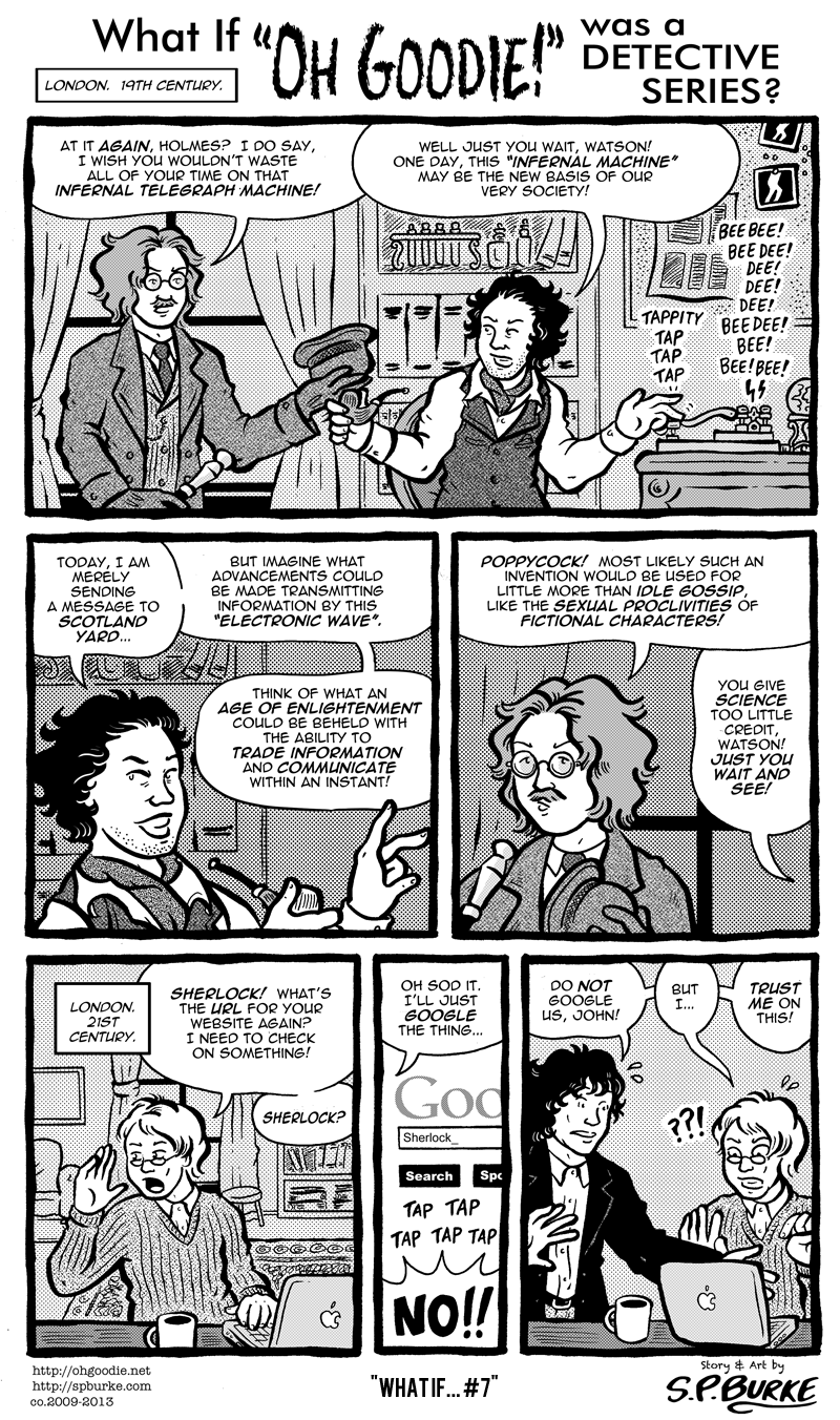 "#392 – ""What If… #7"" (Sherlock)"