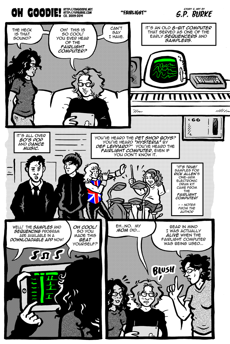 "#435 – ""Fairlight"""