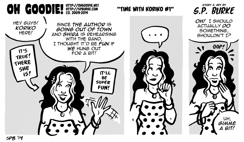 "#436 – ""Time With Koriko #1"""