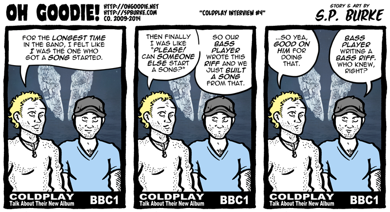"#449 – ""Coldplay Interview #4"""