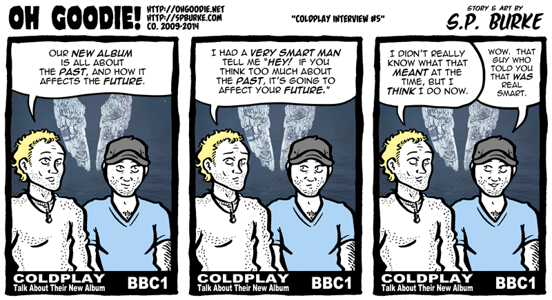 "#450 – ""Coldplay Interview #5"""