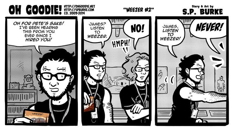 """#482 – """"Weezer #2"""""""