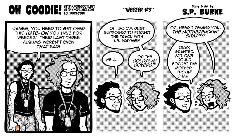"""#483 – """"Weezer #3"""""""