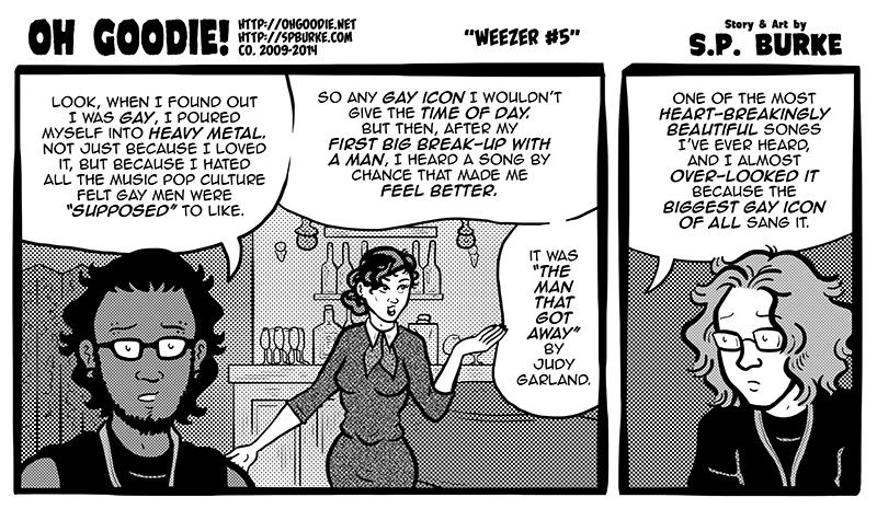 """#485 – """"Weezer #5"""""""