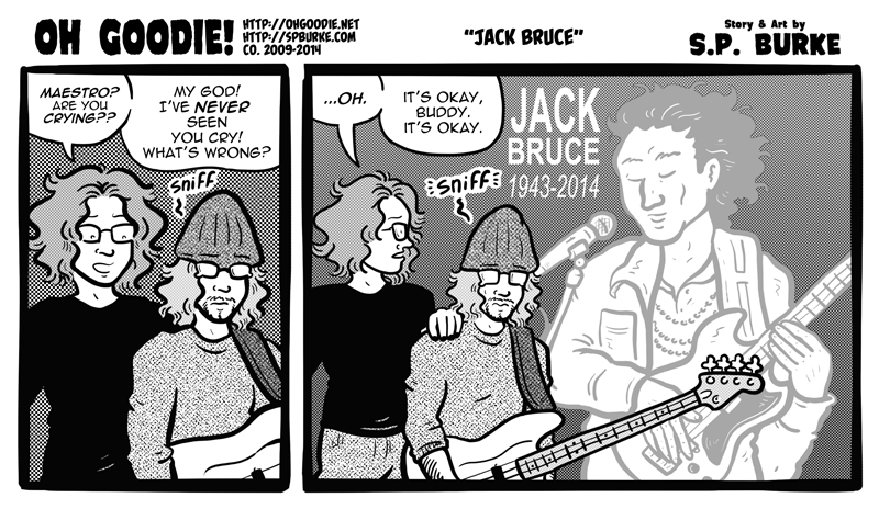 "Quick One #16 – ""Jack Bruce"""