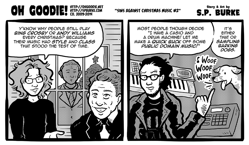 "#496 – ""Sins Against Christmas Music #2"""