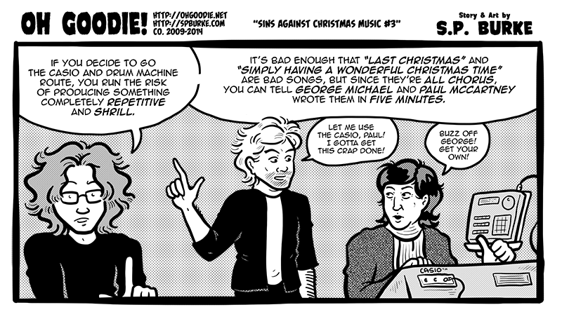 "#497 – ""Sins Against Christmas Music #3"""