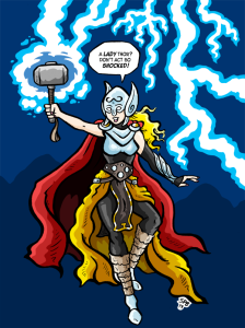 ladythor